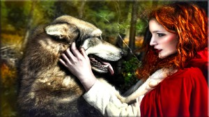 the-wolf-red-riding-hood