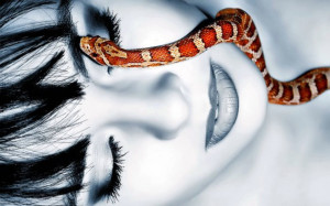 kígyónő