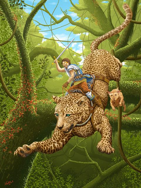 leopárd nimród