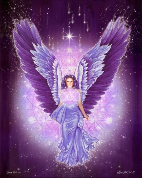 csillag angyal