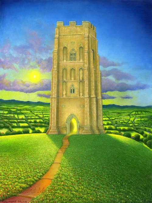 Glastonbury-Tor-unframed